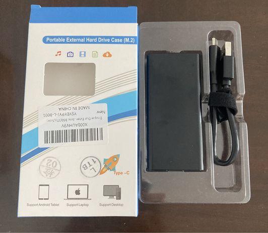 Disco rigido externo portatil - 1TB