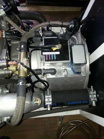 Дизель генератор водяного охлаждения
