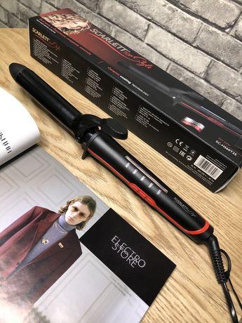 Плойка SCARLETT SC-HS60T35 Щипцы для волос