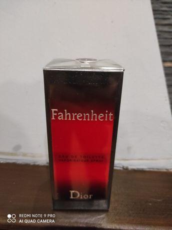 Perfumy Dior Fahrenheit Oryginał