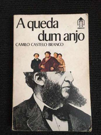 Livro - A Queda Dum Anjo - Camilo Castelo Branco