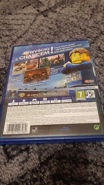 Gra lego City tajny agent ps4 Mikołów - image 1