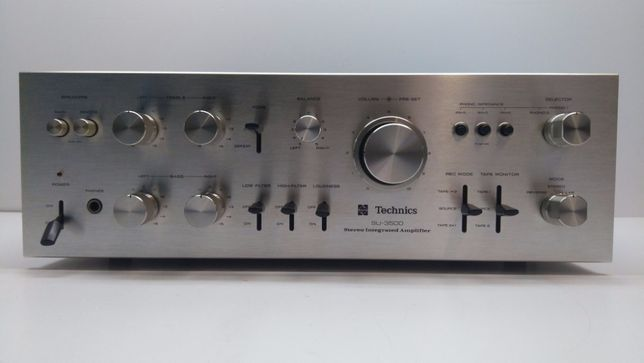Wzmacniacz Technics Su 3500 Super Stan Vintage