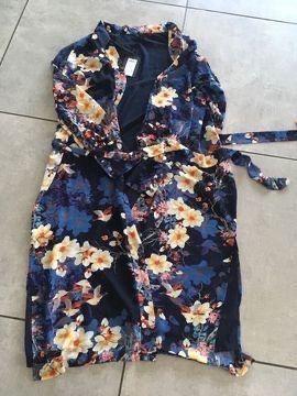 NOWE kimono sukienka narzuta YAS
