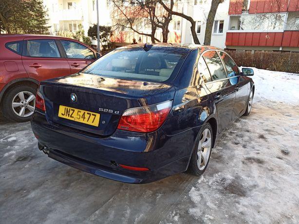 BMW E60 Anglik 2.5 d