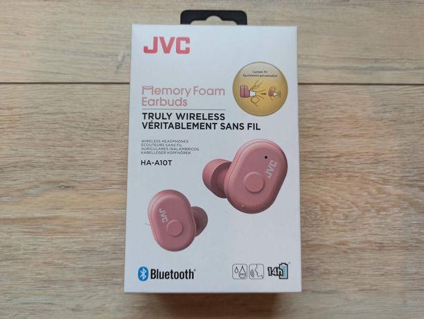Słuchawki bezprzewodowe JVC HA-A10T BLT