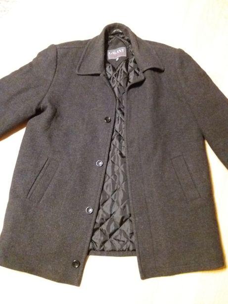 Płaszcz męski krótki