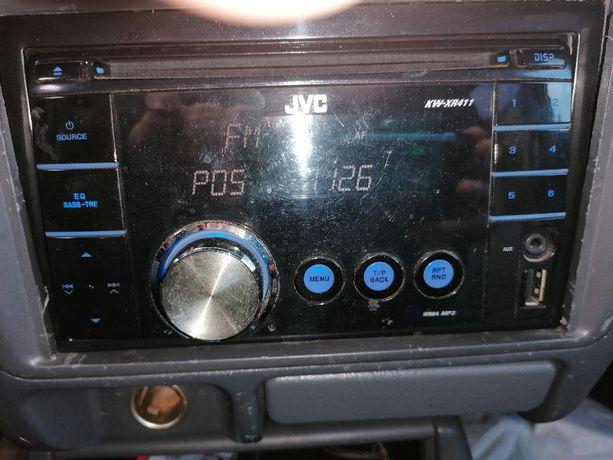 Radioodtwarzacz JVC KW-XR411