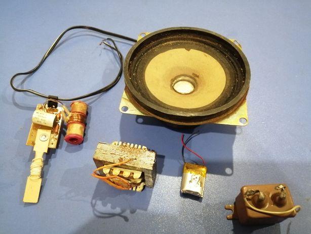 комплектующие радиодетали,импортн