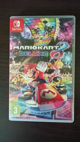 Mariokart 8 deluxe Nintendo switch