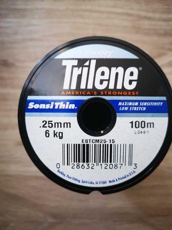 Żyłka Berkley Trilene Sensi Thin 0,25 mm 6kg
