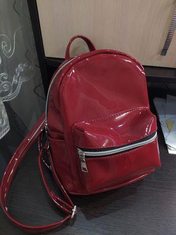 Сумка рюкзак сумочка