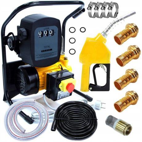Pompa do paliwa ropy oleju dystrybutor CPN 2200W 230V MarPol