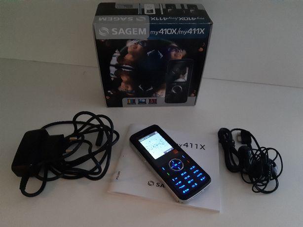 Telefon Sagem MY410Y simlock Orange
