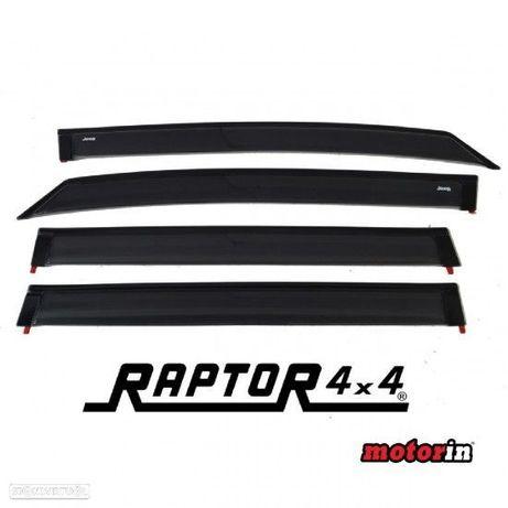 "Kit Completo de Chuventos ""Raptor 4×4"" Jeep Renegade"