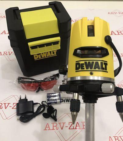 Лазерный уровень, нивелир DeWalt DW077K+штатив Луч 30м! Цена,качество!