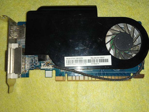 GT530 2GB DDR3 Для мини ПК 2600р