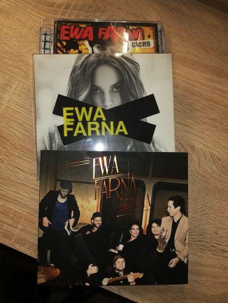 Trzy Płyty CD_Ewa Farna