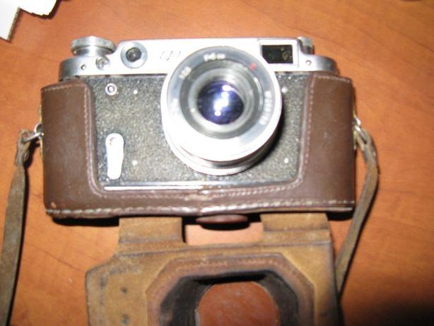 Фотоаппарат ФЭД - 2 с фотоэкспонометром