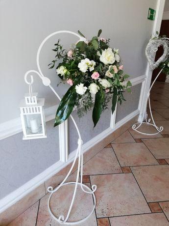 Latarenka, lampion biały 28 cm Ikea