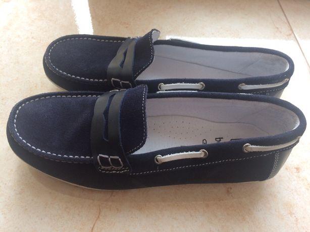 Мокасины туфли 35