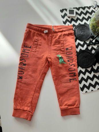 Spodnie chłopak 86