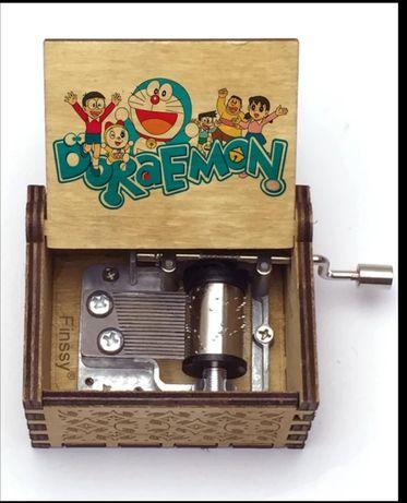 Doraemon, sailor moon, caixa música, prenda única, infância,