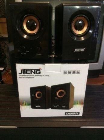 Jiteng d99a 220V Колонки Компьютерные USB