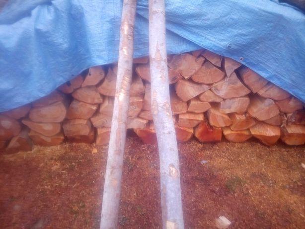 Drewno opałowe pocięte
