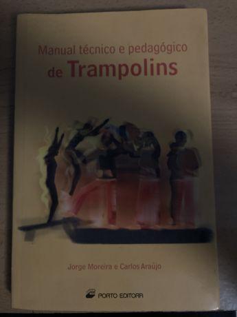 Manual técnico e pedagógico de Trampolins