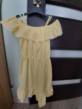 Letnia sukienka 134-140