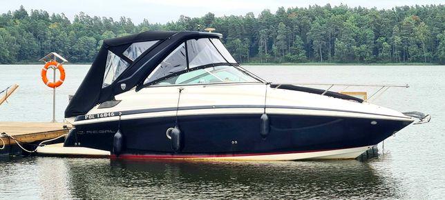 jacht motorowy REGAL 28 Express Salon Polska V8 jak nowy
