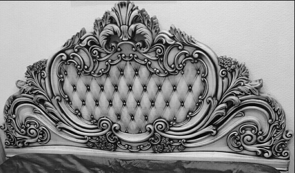 АКЦІЯ!!! Ліжко різьблене дуб ясень 160*200см - кровать дубовая резная Богородчаны - изображение 1