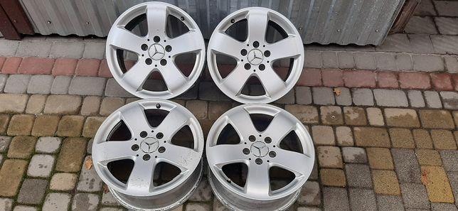 Диски Mercedes R16 5x112 7.5J ET42 W210 W211 W212 Vito Skoda VW Audi