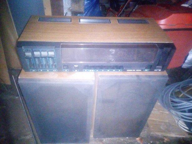 Radio z okresu prl