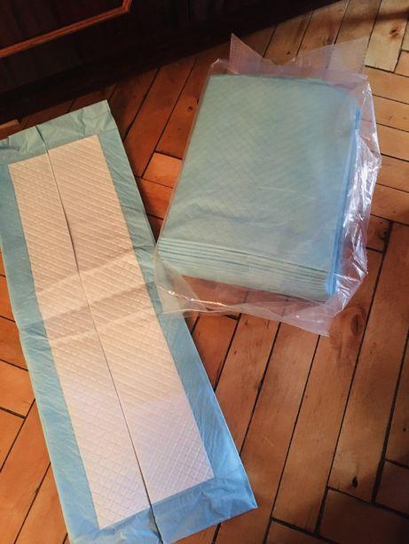 Одноразовые пеленки Tena Bed 60 на 60