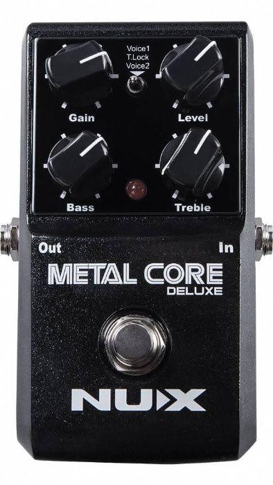 NUX Metal Core Deluxe distortion , overdrive Oświęcim - image 1