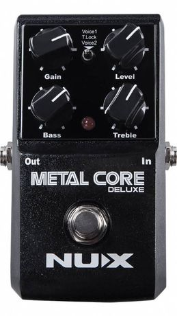 NUX Metal Core Deluxe distortion , overdrive