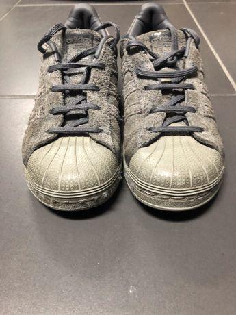 Adidas - Superstar Cinzentas