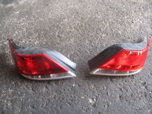 Opel Astra Cabrio Twintop lampa lampy tył lewa prawa Komplet