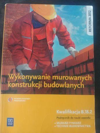 Wykonywanie murowanych konstrukcji budowlanych WSiP
