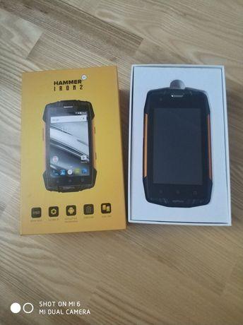 myPhone IRON 2 orange