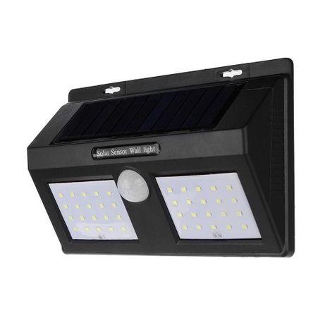 Светодиодный Навесной фонарь с датчиком движения Solar 1626A + solar 4