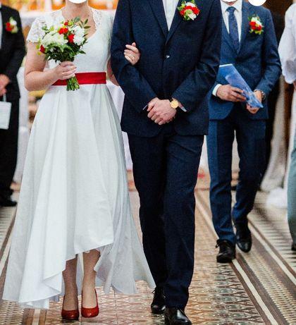 Suknia ślubna -Madeline Szyjemy Sukienki
