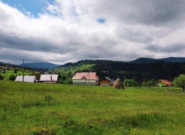 Продається земельна ділянка в горах