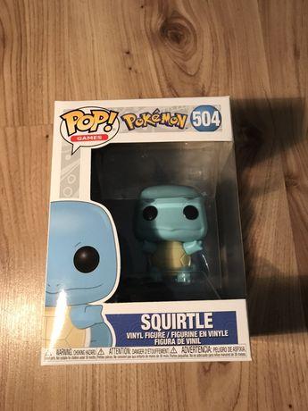Figurka Funko Pop - Pokemon: Squirtle nr 504
