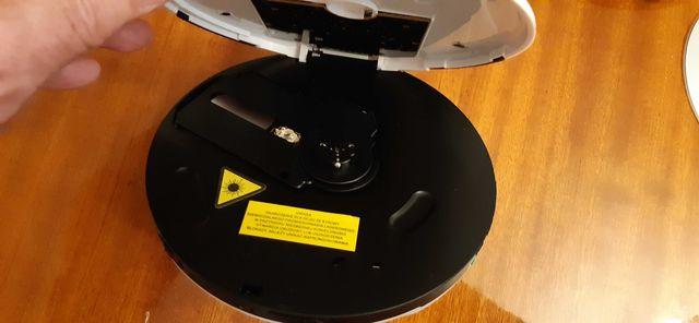 Odtwarzacz CD przenośny