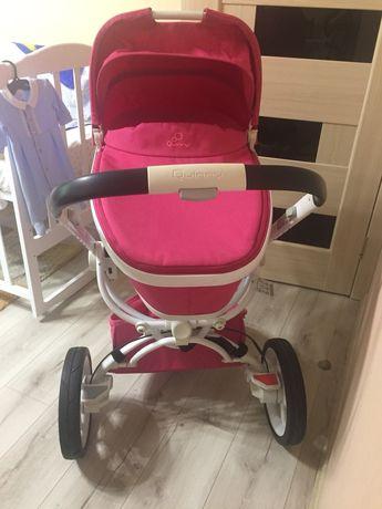 Продам коляску 2 в 1 Quinny Moodd Pink PASSION(Голландия)