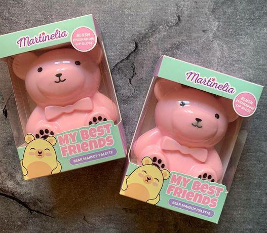 Набор для макияжа Martinelia Медвежонок детская косметика