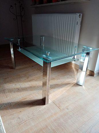 Ława szklana mało używana